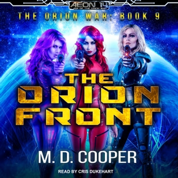 The Orion Front Áudiolivro by M. D. Cooper