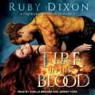 Fire In His Blood audiobook by Ruby Dixon