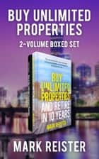 How to buy unlimited investment properties ebook by mark reister buy unlimited properties 2 volume boxed set ebook by mark reister fandeluxe Images