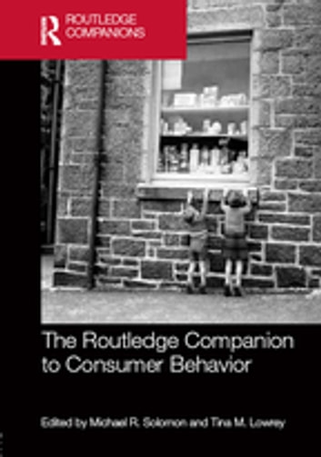 The Routledge Companion to Consumer Behavior ebook by
