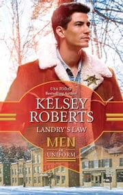 Landry's Law ebook by Kelsey Roberts
