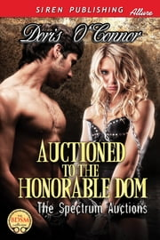 Auctioned to the Honorable Dom ebook by Doris O'Connor