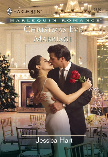 Christmas Eve Marriage (Mills & Boon Cherish) ebook by Jessica Hart