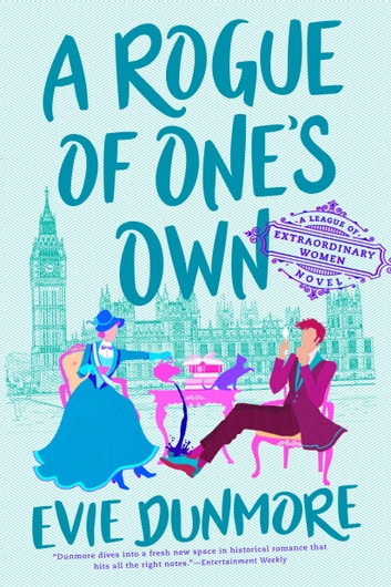 A Rogue of One's Own ebook by Evie Dunmore
