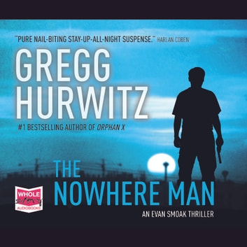 The Nowhere Man audiobook by Gregg Hurwitz