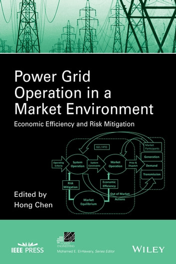 Power Grid Operation in a Market Environment - Economic Efficiency and Risk Mitigation ebook by