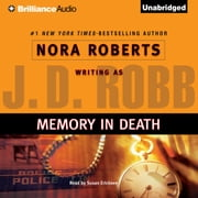 Memory in Death audiobook by J. D. Robb