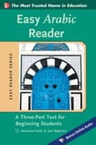 Easy Arabic Reader ebook by Jane Wightwick, Mahmoud Gaafar