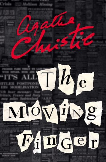 The Moving Finger (Miss Marple) ebook by Agatha Christie