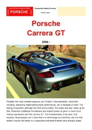 Carrera GT ebook by Mellor, Chris
