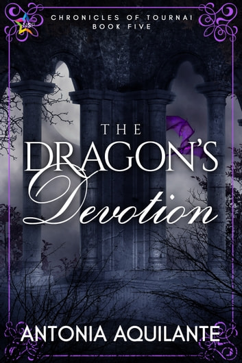 The Dragon's Devotion ebook by Antonia Aquilante