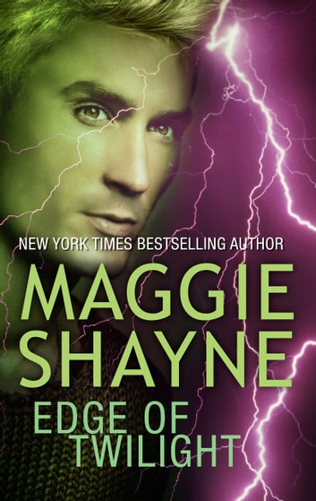 Edge of Twilight ebook by Maggie Shayne
