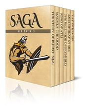 Saga Six Pack 3 ebook by Anonymous,Snorri Sturluson,Allen Mawer