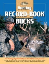 Hunting Record Book Bucks ebook by Toby Bridges