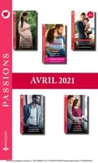 Packs mensuel Passions : 10 romans + 1 gratuit (Avril 2021) ebook by Collectif