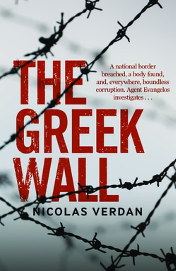 The Greek Wall ebook by Nicolas Verdan