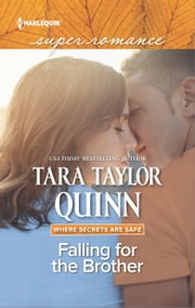 Falling for the Brother ebook by Tara Taylor Quinn