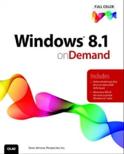 Windows 8.1 on Demand ebook by Perspection Inc.
