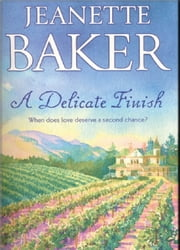 A Delicate Finish ebook by Jeanette Baker