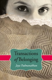 Transaction of Belonging ebook by Jaya Padmanabhan