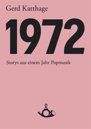 1972 ebook by Gerd Katthage