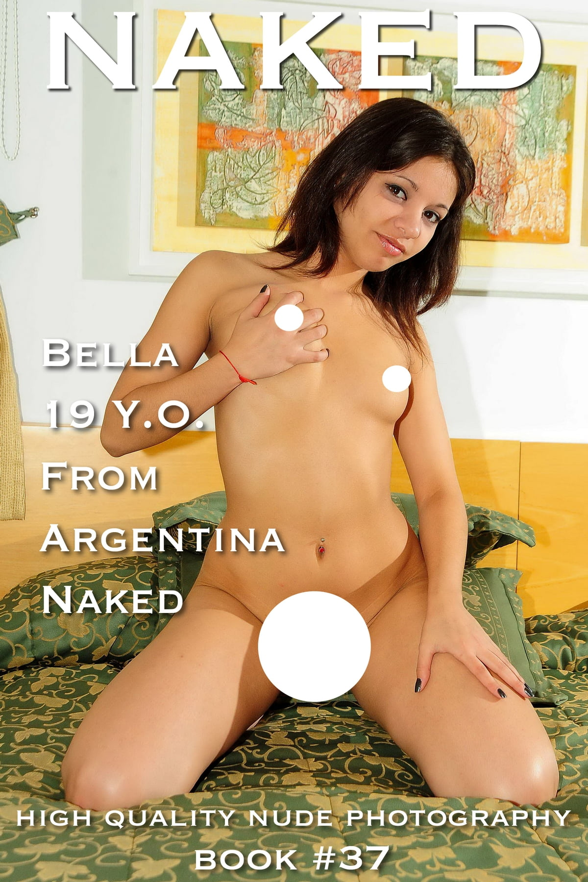 naked book #37, bella 19 yo from argentina naked ebooksylvia