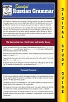 Russian Grammar ( Blokehead Easy Study Guide) ebook by The Blokehead