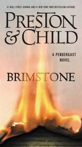 Brimstone ebook by Douglas Preston,Lincoln Child