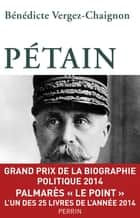 Pétain ebook by Bénédicte VERGEZ-CHAIGNON
