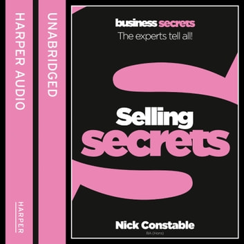 Selling (Collins Business Secrets) オーディオブック by Nick Constable
