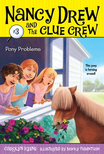 Pony Problems ebook by Carolyn Keene