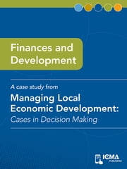 Finances and Development: Cases in Decision Making ebook by Bradford  J.  Townsend,James   M. Banovetz