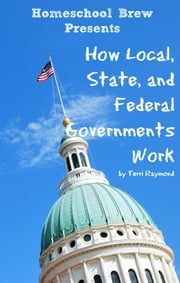 How Local, State, and Federal Governments Work - Fourth Grade Social Science Lesson, Activities, Discussion Questions and Quizzes ebook by Terri Raymond