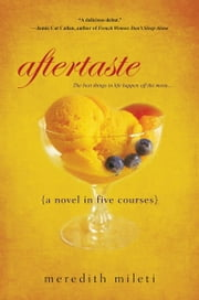 Aftertaste ebook by Meredith Mileti