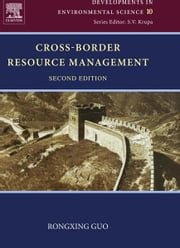 Cross-Border Resource Management ebook by Rongxing Guo
