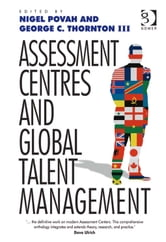 Assessment Centres and Global Talent Management ebook by