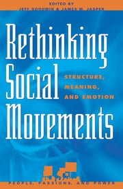 Rethinking Social Movements - Structure, Meaning, and Emotion ebook by Jeff Goodwin,James M. Jasper,Myra Marx Ferree,Richard Flacks,Marshall Ganz,Jeff Goodwin,Deborah B. Gould,James M. Jasper,Ruud Koopmans,Charles Kurzman,Doug McAdam,David A. Merrill,David S. Meyer,Aldon Morris,Francesca Polletta,Marc W. Steinberg,Sidney Tarrow,Charles Tilly