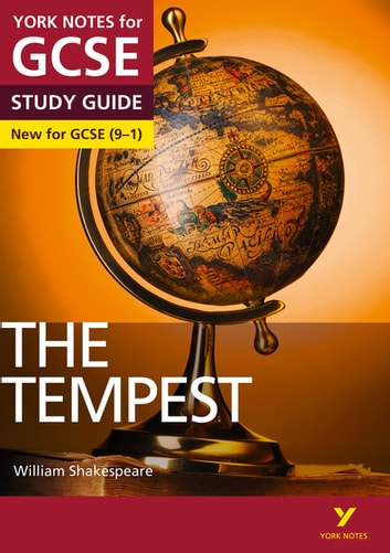 The Tempest: York Notes for GCSE (9-1) ebook by Ms Emma Page