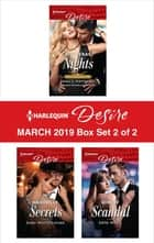 Harlequin Desire March 2019 - Box Set 2 of 2 ebook by Janice Maynard, Sheri WhiteFeather, Dani Wade
