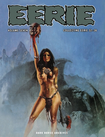 Eerie Archives Volume 7 ebook by Various