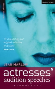 Actresses' Audition Speeches ebook by Jean Marlow