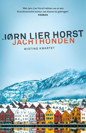Jachthonden ebook by Jørn Lier Horst