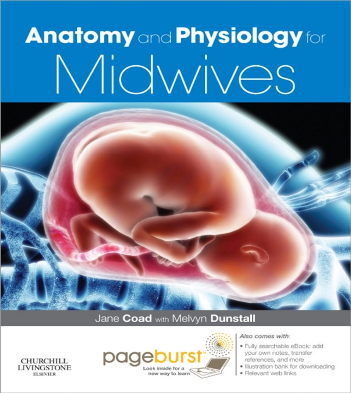 Anatomy and Physiology for Midwives eBook by Jane Coad ...