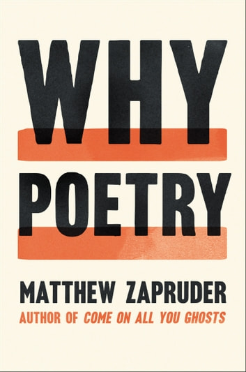 Why Poetry ebook by Matthew Zapruder