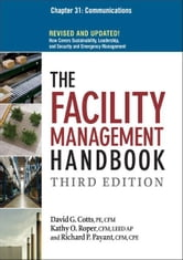 The Facility Management Handbook, Chapter 31 ebook by David G. COTTS