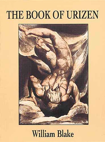 The Book of Urizen - A Facsimile in Full Color ebook by William Blake