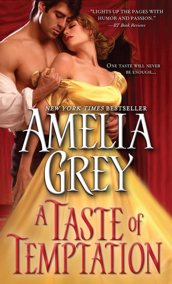 A Taste of Temptation ebook by Amelia Grey
