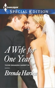 A Wife for One Year ebook by Brenda Harlen