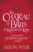 The Chateau of Briis - A Lesson in Love ebook by Alison Weir