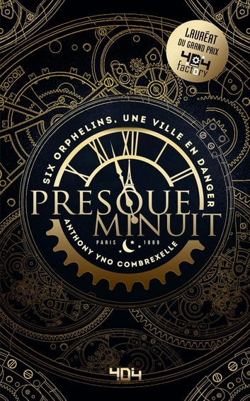 Presque Minuit ebook by Anthony COMBREXELLE